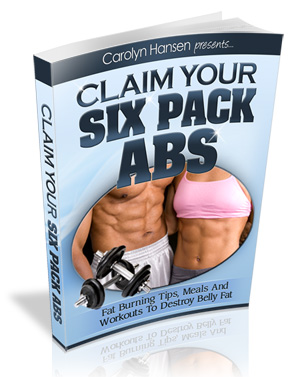 claim your six pack abs ebook